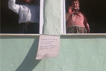 Yaşadıkları İlçede Kovid-19 Hastası Artınca, Evlerini Bayramda Kapattılar