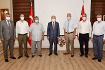 Vali Yaşar Karadeniz' in 19 Ekim Muhtarlar Günü Mesajı