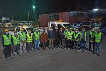 Saruhanlı Belediyesinden Deprem Bölgesine Yardım