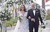 Baba başkan kızının nikahını kıydı