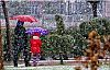 Demirci 'de kar tatili uzattı