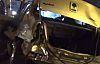Salihli 'de zincirleme trafik kazası 10 yaralı