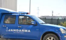 Yaralama suçuyla aranan zanlıyı Demirci Jandarması gözaltına aldı