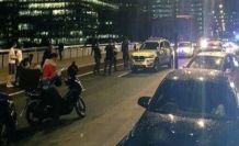 Londra'da terör saldırısı bilanço 3 'ü ağır 10 yaralı
