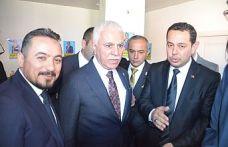 Akşener'in ardından Koray Aydın da Demirci'ye geldi