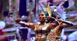 Uluslararası Halk Dansları, Festivali Renklendirdi