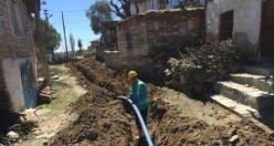 Üşümüş Mahallesi'nin Terfi Hattı Yenilendi