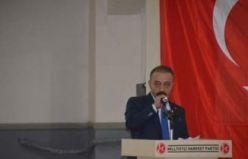 MHP Demirci'de Kongre Yapıldı ! Kanyılmaz İlçe Başkanı Seçildi