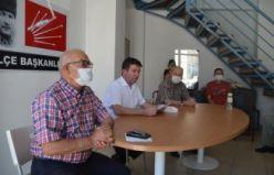 CHP Demirci'den MASKİ'ye Tepki