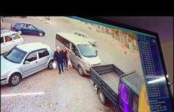 Demirci'deki kazanın görüntüleri ortaya çıktı