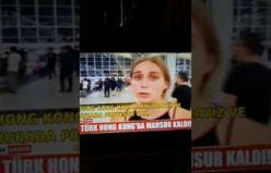 Demircili genç Hong Kong Havalimanında mahsur kaldı