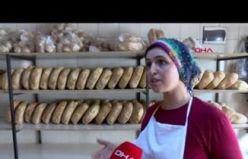 Mahmutlarlı Kadınların ürettiği ekmekler tüm yurda gönderiliyor