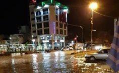 Köprübaşı'nı sağanak yağış ve dolu vurdu geçti