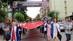 Demirci Eğitim Fakültesi ve Meslek Yüksek Okulu Mezuniyet Töreni