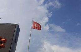 Bu görüntü Demirci'de tepki almaya devam ediyor