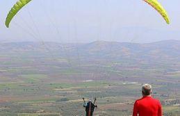 Saruhanlı'da Havacılık Turizmi Gelişiyor