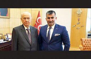MHP'den seçilen başkanın başkanlığı düşürüldü