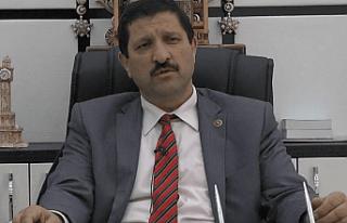 Demirci Belediye Başkanı Selçuk hastaneye kaldırıldı