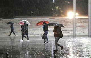 Hava sağanak yağışlarla serinleyecek