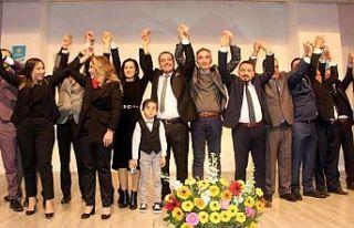 İYİ Parti Demirci İlçe Başkanı Şenyurt'tan...