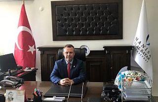Demirci Eğitim Fakültesi Dekanlığına Prof. Dr....