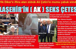 Alaşehir Devlet Hastanesindeki Skandallar yine gündeme...