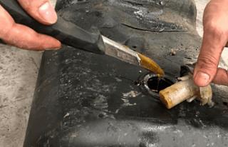 Benzin Deposuna Gizlenmiş 115 Kilo Bal Yakalandı