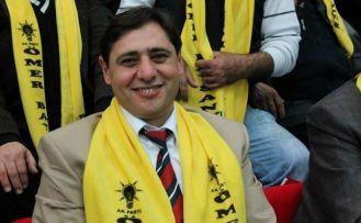 AKP'li eski ilçe başkanına silahlı saldırı