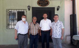CHP Demirci'den Ayasofya ziyareti
