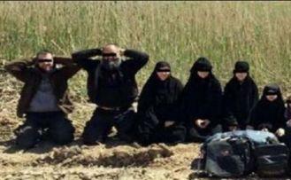 DAEŞ'li 16 Türk kadına idam cezası verildi