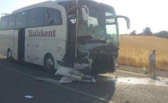 Feci Kazanın bilançosu ağır 6 ölü 22 yaralı