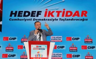 Büyük Kurultay'da CHP'li Balaban 'Ön Seçim' Vurgusu Yaptı