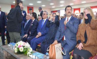 Başkan Selami Selçuk Demircili bakanın geldiği gün yine yalan rüzgarı estirdi