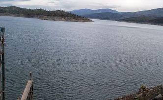 Demirköprü barajında 1 kişi boğuldu