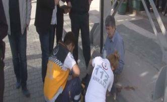 Fetö'den aranan eski emniyet müdürü bacağından vurularak yakalandı