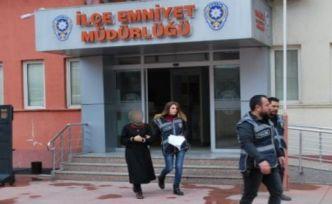 Fetö'nün bölge imamı ve eşi tutuklanarak cezaevine gönderildi