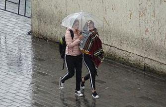 Gökgürültülü sağanak yağış etkili olacak