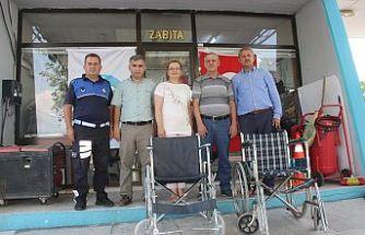 Akhisar Otogarında Engelli Ve Yaşlılara Artık Engel Yok