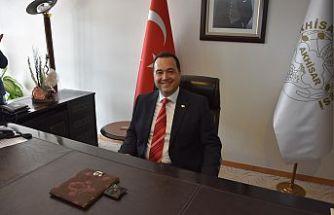 Başkan Besim Dutlulu'dan Ramazan Bayramı Mesajı