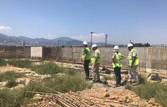 Alaşehir'in 25 Milyonluk Yatırımı Devam Ediyor