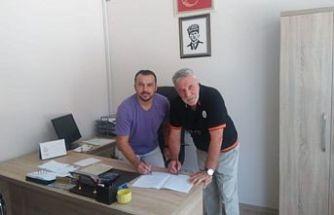 Demirci Belediyespor Özkan hoca ile devam
