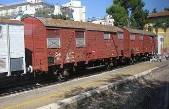 Tren vagonunda 7 kişi tecavüz etti dedi skandal patladı