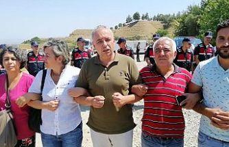 Salihli'de Jeotermal Direnişi Yeniden Başladı
