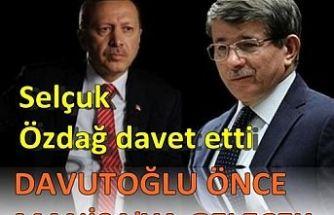 Davutoğlu yeni süreçte ilk Manisa'yı ziyaret edecek