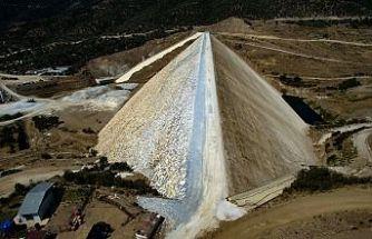 Rahmanlar Barajı'nda Önemli Bir Eşik Daha Aşıldı