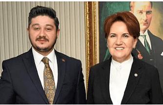 İYİ Partili Ömer Geriter Meclis Grup Başkan Vekilliği görevinden niçin alındı?