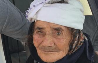 Yüzü parçalanan yaşlı kadın hayatını kaybetti