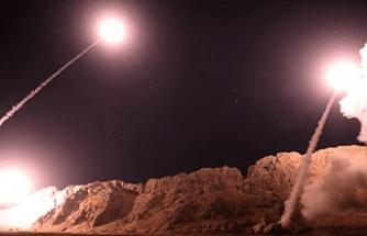 SON DAKİKA! Iran Irak'taki ABD Üssünü Vurdu
