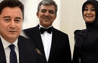 """Ankara Kulisleri Bu iddiayla Çalkalanıyor """" Bayan Gül Babacan'ın Partisinde Kurucu mu Oluyor?"""""""