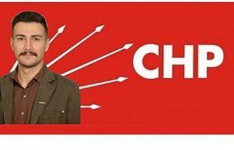 Demirci CHP'de Gençlerin Başkanı Eren Can Patır Oldu